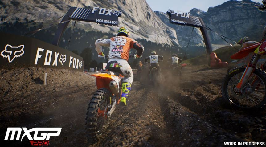 Finally.. The MXGP game you always wanted